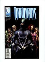 Inhumans #1 (1998) Marvel Knights