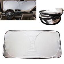 Foldable Car Window Front Rear Sun Shade Shield Cover Visor UV Block For UV