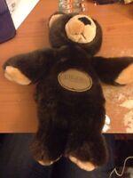 "Wild Republic Animals 7""  Bear Baby Talking Plush Toy Free Post"