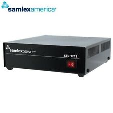 Samlex Desktop Switching Power Supply - SEC-1212 - 120VAC In, 12V Out, 10A
