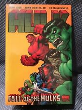Hulk: Fall of the Hulk Vol. 5 Hc Marvel Premiere Edition Sealed (2010)