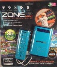 ZONE Mini Interactive Gaming System with 35 Game New Gaming System with 35 Games