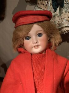 Antique bisque french Sfbj france doll Dolls 1855-1924 French dolls head