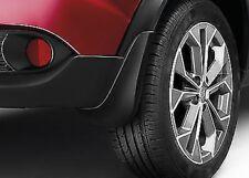 Original Nissan Juke 2014 -vorne und Hinten Schmutzfänger Neu - Satz 4 Stück
