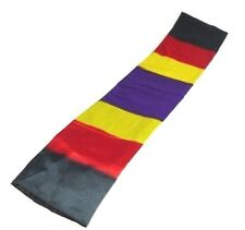 COLOR CHANGING SILK STREAMER MAGIC TRICK BRIGHT BEAUTIFUL LARGE OPAQUE