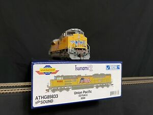 Athearn Genesis SD70ACe - Union Pacific UP #9088 - DCC with Sound! ATHG89833