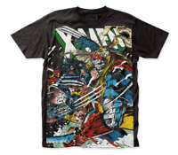 The Uncanny X-MEN #5 (2nd Omega Red) Mens Unisex T-Shirt -Available Sm to 2x