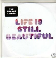 (602W) The Orange Lights, Life is Still Beautiful DJ CD