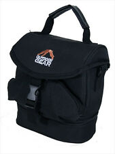 DSLR SLR Camera Bag Case Waterproof Lens Shoulder Messenger Travel Digital Black