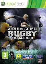 Jonah Lomu Rugby Challenge Xbox 360 Brand New & Sealed