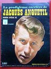 1969 miroir du cyclisme sup n°119 la prodigieuse carriére de JACQUES ANQUETIL
