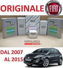 KIT TAGLIANDO FILTRI ORIGINALI + OLIO SELENIA 5W40 FIAT BRAVO II 1.9 MULTIJET