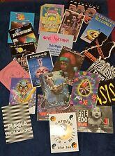 Rave Flyers, Bundle, Interesting Lot, A5, 21 Flyers