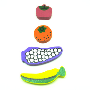 RABBIT, HAMSTER, GUINEA PIG, RAT, SMALL ANIMAL FRUIT FLAVOURED WOOD CHEW TOYS