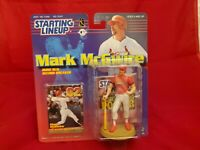 1999 Kenner Starting Lineup Mark McGwire Home Run Record Breaker. FREE SHIP!