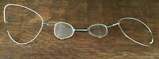 WWII Gas Mask Prescription  Eye Glasses and Frames Bausch & Lomb