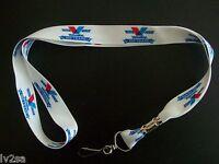 Valvoline Lanyard Keychain ID Badge Holder NWOT From Las Vegas SEMA