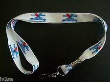 Valvoline Lanyard Keychain ID Badge Holder NWOT From Las Vegas SEMA