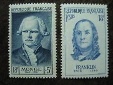 Frankreich Mi.-Nr. 968 und 1113,  2 Portätmarken postfrisch