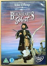 Blackbeard's Ghost DVD 1968 Walt Disney Pirate Movie Classic w/ Peter Ustinov