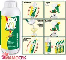 BIO KILL RICARICA 1LT LITRO INSETTICIDA INSETTI NO GAS CASA NATURALE OFFERTA