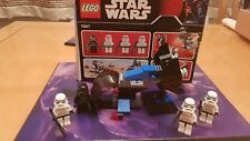 Lego Star Wars imperial dropship 7667 Used Complete With Instructions