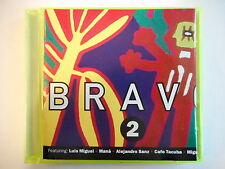 BRAVO 2 feat LUIS MIGUEL ... : SUAVE - PENSAR EN TI [ CD ALBUM PORT GRATUIT ]