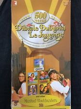 DILWALE DULHANIA LE JAYENGE & MUSICAL BLOCKBUSTERS. 3CDS. SAREGAMA. STILL SEALED