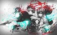 Poster A3 Shokugeki No Soma Manga Anime Cartel 06