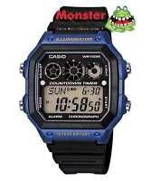 CASIO WATCH AE-1300WH-2AV AE1300 AE-1300 12-MONTH WARANTY