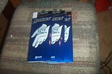 3 Brand New Srixon All Weather Mens Lh extra extra large Xxl Gloves