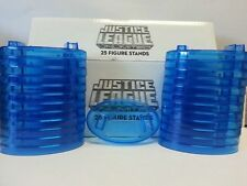 JUSTICE LEAGUE UNLIMITED 25 FIGURE STANDS JLU 25 STANDS NEW JUSTICE LEAGUE