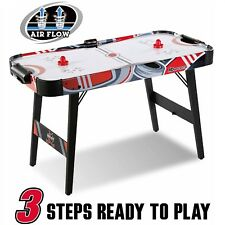 MD Sports Easy Assembly 48 Inch Air Powered Hockey Table,