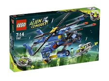 Lego Alien Conquest 7067 Jet-Copter Encounter - NIB