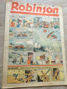 ROBINSON n°211 de 1940