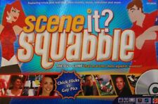Scene It? Squabble- The DVD Game That Matches Men Against Women