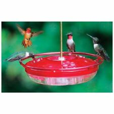 Cole's Hummer High Rise Hummingbird 8 Polycarbonate Bird Feeder 3 ports