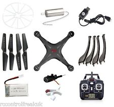 Syma X5SW Quadcopter Blades, Battery,  Charger, Frame, Motor - ALL Spare Parts