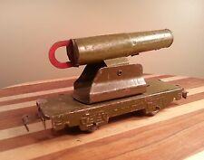 Marx 572G Siege Gun, Army/Military, Works