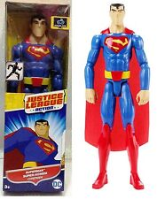 DC COMICS SUPEREROI SUPERHEROES SUPERMAN ACTION FIGURE MATTEL JUSTICE LEAGUE