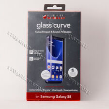 Zagg Invisible Shield Glass Curve HD Screen Protector For Samsung Galaxy S8