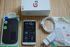 LG g2 d802 BIANCA 16gb (Senza SIM-lock) Smartphone Cellulare Phone Mobile