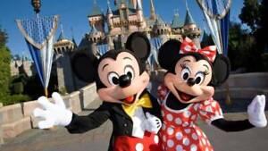 Disneyland / CA Adventure 2021 Park Hoppers