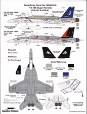 1/48 Superscale Decal F/A-18E Hornet Revell Trumpeter Hasegawa Academy