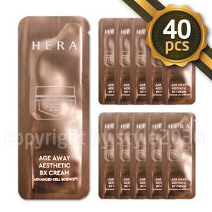 [Hera] Age Away Aesthetic BX Cream 1ml x 40pcs (40ml) Anti-Wrinkle