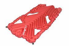 KLYMIT X Wave Sleeping Pad RED Lightweight Camping FACTORY REFURBISHED