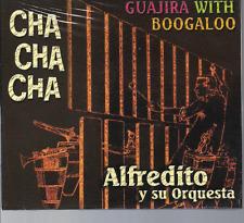 rare salsa cd ALFREDITO y su ORQUESTA Guajira with Boogaloo TIMBALES chacha baby