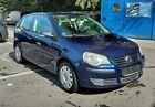 VW Polo 9n3 Tour Edition Bj.2007 Tüv&Au NEU TOP Checkheft