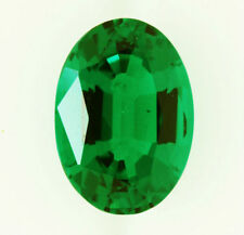 Brazil Oval Loose Natural Emeralds