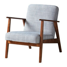 IKEA Ekenaset Armchair Isunda Grey Home Office Living